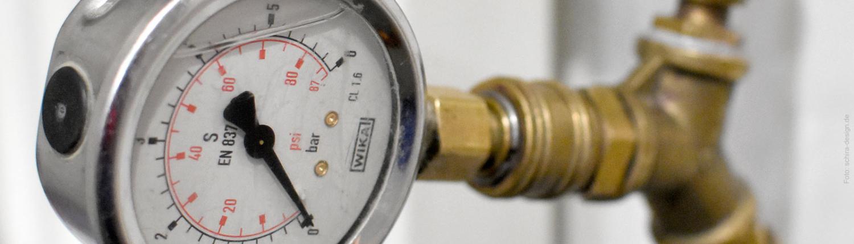 Druckabfall im Heizungkreislauf? Leckortung von Profi: Thermodetect GmbH