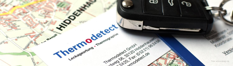 Leckortung und Wasserschadenanalyse Thermodetect GmbH Hiddenhausen